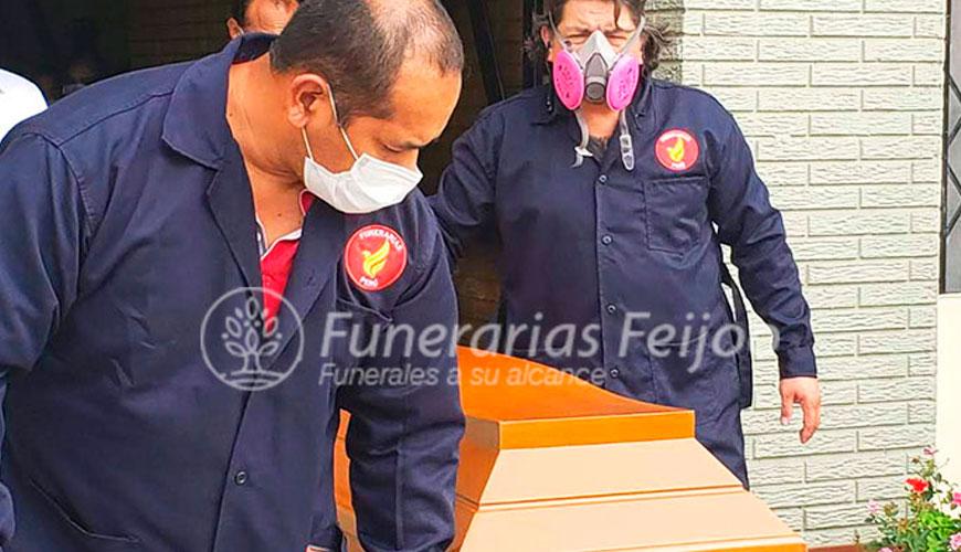 Entierro, cremación, traslados y exhumación